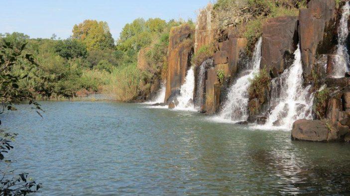 Albert Falls - Waterfall