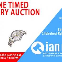 IW FB Jewellery Auction 22 December 2020