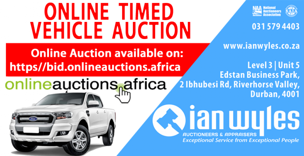 IW FB ONLINE VEHICLE AUCTION 2