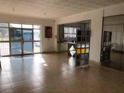 Office Reception - Entrance